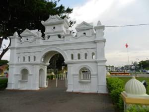 Istana Kota Tengah