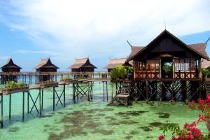 Kapalai Island resort