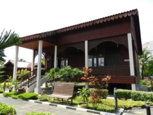 Mahathir's Birth House