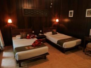 Mataking Reef Resort room