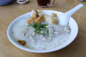 Porridge breakfast