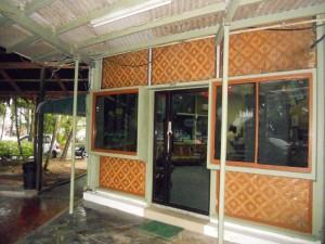 Rawa Island Jetty office