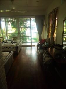 Rawa Island Resort Deluxe room