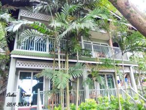 Rawa Island Resort view from outside