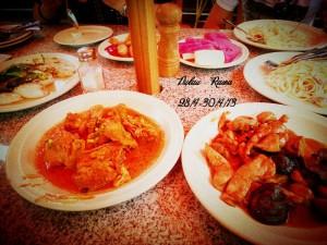 Rawa Island restaurant meals