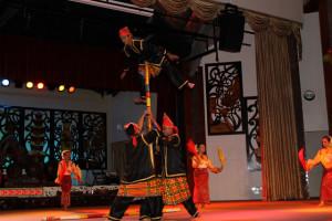 Sarawak Cultural Village Cultural shows