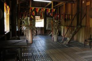 Sarawak Cultural Village Rumah Melanau