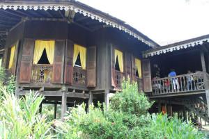 Sarawak Cultural Village Rumah Melayu