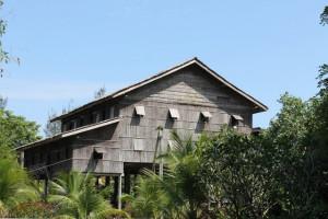 Sarawak Cultural Village Rumah Orang Ulu