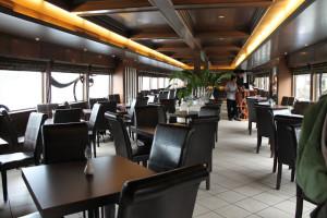 Sarawak river cruise restaurant