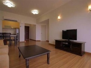 2BR VIP - Living
