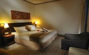 Deluxe chalet bedroom