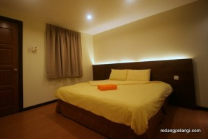Redang Pelangi Resort Double room