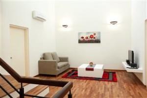F Floor Living Room