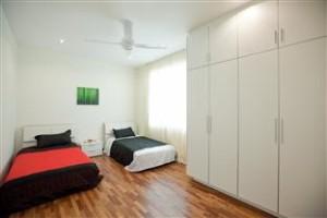 F Floor Triple Room