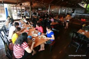 Redang Pelangi Resort cafeteria