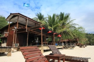 Redang Pelangi Resort dive centre