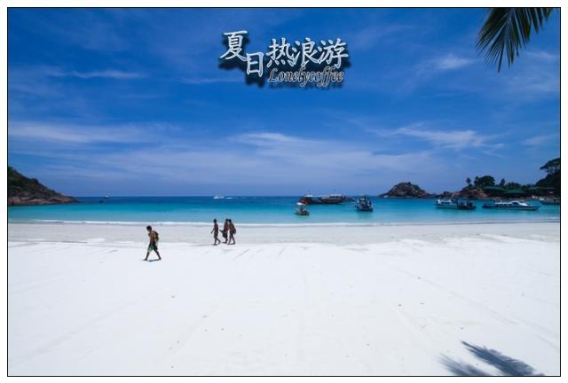Redang beach resort beach