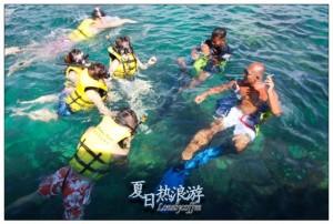 Redang snorkeling trip