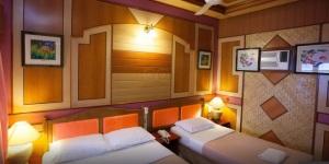 Shari La Island Resort Deluxe Chalet Interior