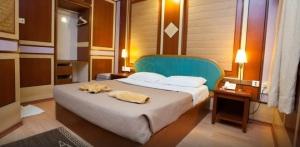 Shari La Island Resort Standard Chalet Interior 2