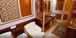 Shari La Island Resort Standard Chalet Interior 3