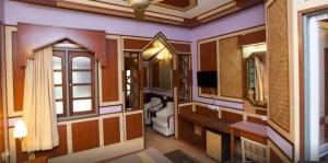 Shari La Island Resort Standard Chalet Interior