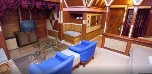 Shari La Island Resort Suite Chalet Interior 2