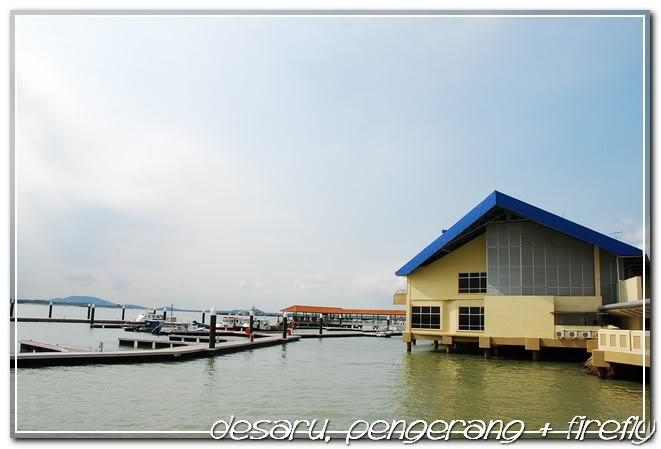 Tanjung Belungkor Ferry Terminal