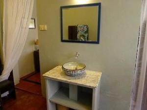 Terrace Suite Bathroom