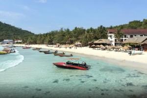 bubu long beach resort seaside