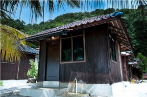 Redang Mutiara Resort standard chalet