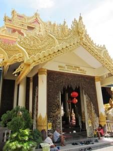 Burmese Buddhist Temple 4