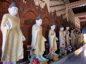 Burmese Buddhist Temple 8
