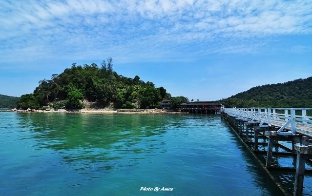 Pulau Sibu Jetty