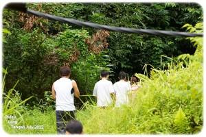 Jungle Trekking 1