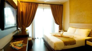 Redang Beach Resort Club Deluxe Double Room