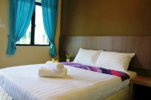 Redang Beach Resort Standard Double Room