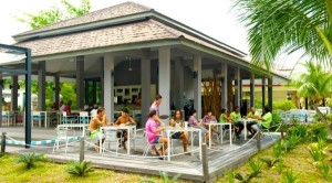 Redang Beach Resort Summer Breeze Cafe