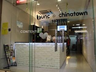 Bunc@Radius Chinatown Hostel