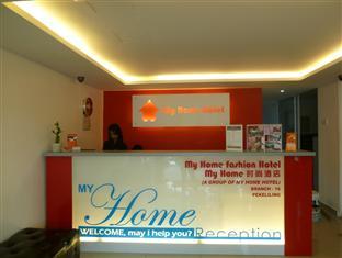 My Home Hotel Pekeliling