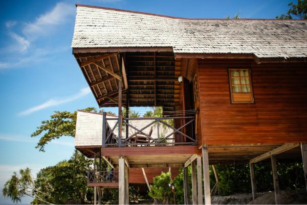 Lankayan Island Dive Resort Chalet