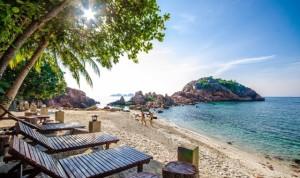 Redang Reef Resort Beach