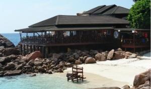 Redang Reef Resort outlook