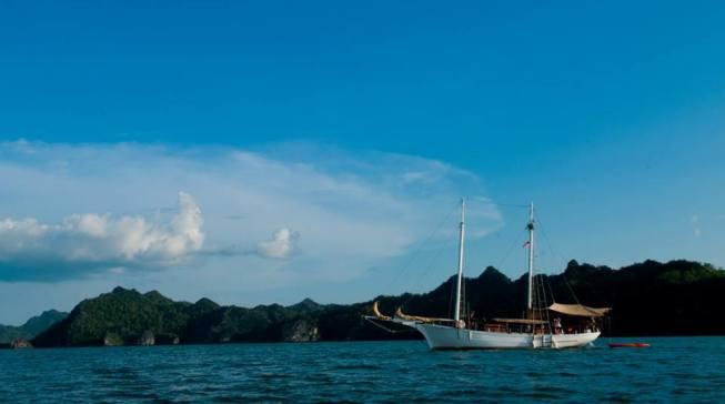 Langkawi cruising tour