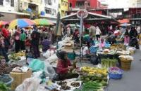 Gaya Street (Sunday Market) , Kota Kinabalu