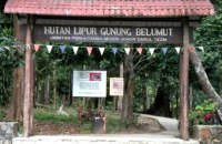 Gunung belumut Recreational Forest