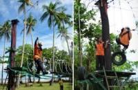 KK Adventure Park , Kinarut / Papar