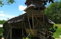 Kampung Bavanggazo (Rungus Longhouse) , Kudat