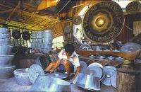 Kampung Sumangkap Gong Factory , Kudat